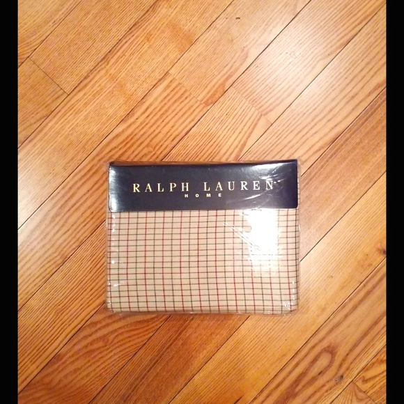♥️♥️RALPH LAUREN BRAMBLE TATTERS TWN FITTED SHEET